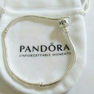 Pandora bracelet ale s925 size 20cm